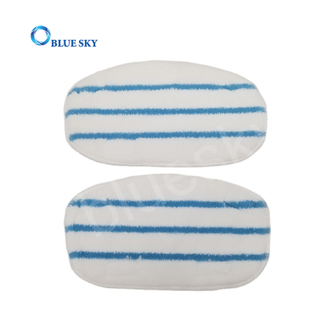 Washable Microfibre Steam Mop Pads Compatible with Pursteam Thermapro 10-in-1