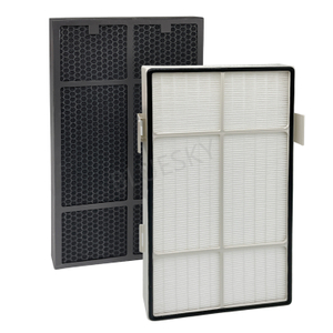 10-1076K/10-3832K HEPA Filter and Activated Carbpn Filter for Awmay Air Purifier