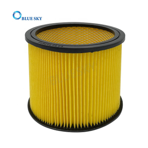 Replacement Standard Cartridge Filter for 5-16 Gallon All Vacuum Cleaners