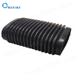 Black Plastic Hose Tube Replacement for Vacuum Cleaner Accessories & Attachment