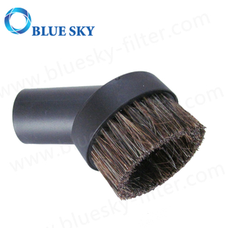 Diameter 32mm Universal Bristle Round Dusting Brush for Vacuum Cleaner Attachment