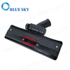 Diameter 35mm Universal Vacuum Cleaner Wheeled Floor Tool Brush Head