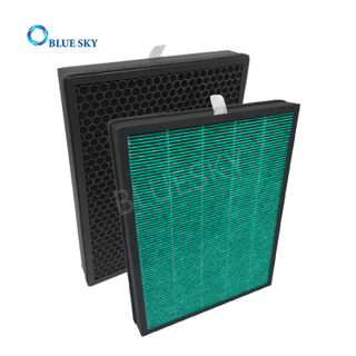 Honeycomb Active Carbon HEPA Filters for Coways Air Purifier Parts # 3111735