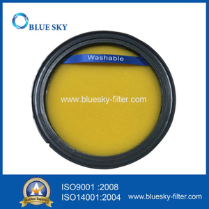 Yellow Foam Filters for Eureka DCF25 Vacuum Cleaner