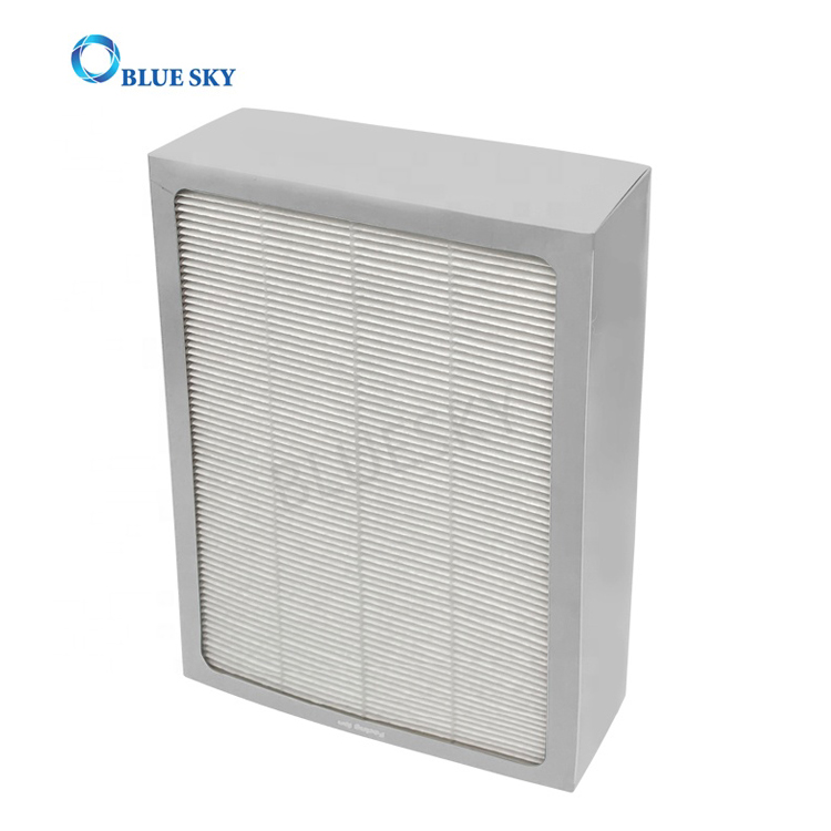 Activated Carbon Particle HEPA Filters for Blueair 500/600 Series Air Purifiers 501 510 550E 601 650E