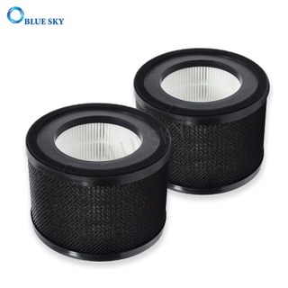 Cartridge H13 HEPA Filters for TaoTronics TT-AP001 / VAVA VA-EE014 Air Purifier