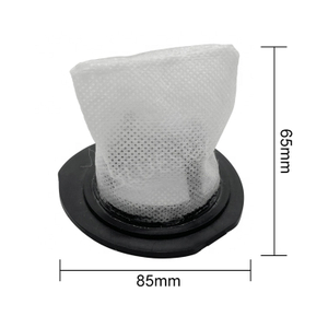 Replacement Dust Bag Filter for Geemo X4 Handheld Cordless Vacuum Cleaners