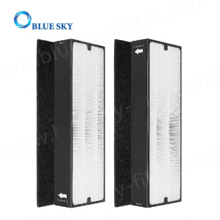 Active Carbon Particle Cotton Filter HEPA Filter Compatible with Blueair Sense Air Purifier Parts