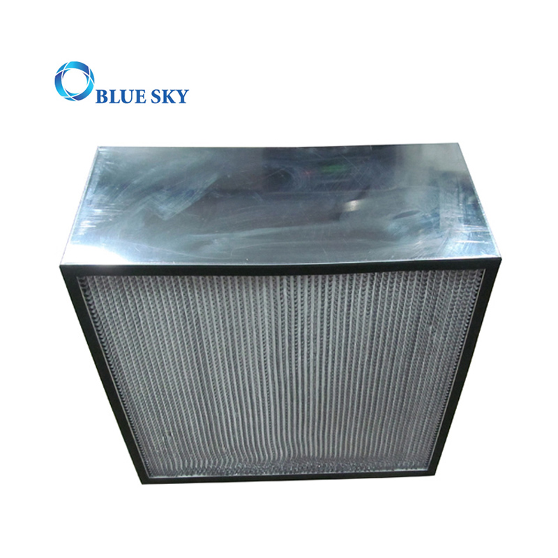 Which Details of the Maintenance of HEPA Filters Should be Taken Into Account