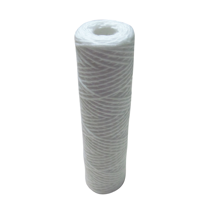 String Wound Filter Cartridge