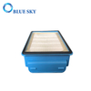 Blue Square HEPA Filter for Rowenta Vacuum Cleaner