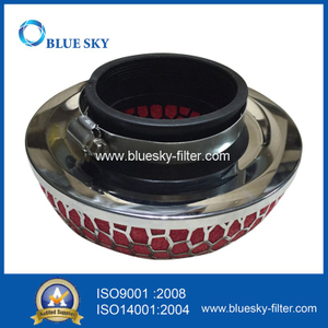 63mm 76mm 89mm Super Power Mushroom Auto Car Filter