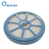 Round Motor Filter for Severin Cy7070 Vacuum Cleaners Replace Part 6506048