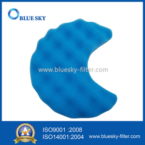 Blue Foam Filters for Samsung Sc8480 Vacuum Cleaners