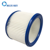 HEPA Filter Cartridge for Nilfisk 30 & 50 Commercial Wet/Dry Vacuum Cleaners