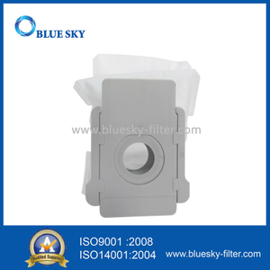 Disposable Dust Filter Bags for Irobot Roomba I7 Robot Vacuum Cleaner