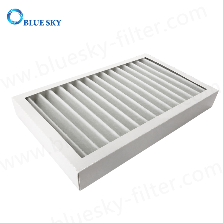 320X200X40mm Paper Frame Cotton Air Purifier Filters