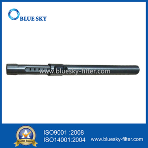 33mm Black Telescopic Extension Metal Tube for Vacuum Cleaners