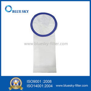 White Paper Dust Bag for Electrostatic Liner 6 Quart Vacuum Cleaner