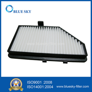 Black Frame Filter for Household Vacuum Cleaner