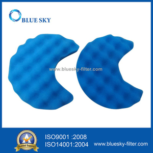 Blue Foam Filters for Samsung SC 87 Series Vacuum Cleaners