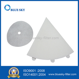 Cone Disc Pre Filter Paper Bag for Filter Queen Vacuum Cleaner