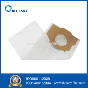 White Paper Dust Bag for Eureka 4870 Style RR Vacuum Cleaners