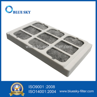 119x68x13mm Activated Carbon Media Refrigerator Air Filters