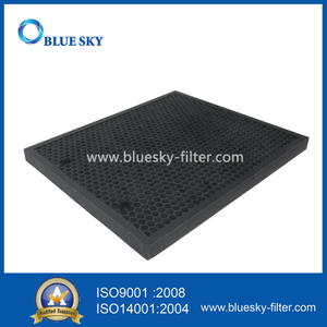 Customized Honeycomb Active Carbon Panel Air Purifier Filters