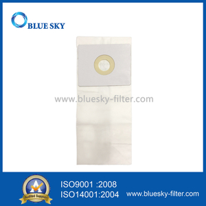 White Melt-Blow Dust Bag for Nilfisk-Advance 391185 Vacuum