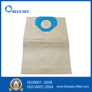 Paper Dust Filter Bags for Nilfisk GM80 Vacuum Cleaners