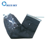 Black Cloth Dust Filter Bags for Perfect Vacuum Cleaners