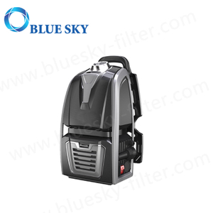 Customized 5 Dust Tank Capacity Bagged Big Power HEPA Filter Jb61 Backpack Vacuum Cleaner with Blow Function