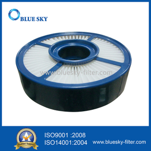 Vacuum Cleaner Round Plastic Frame Replacement Filters