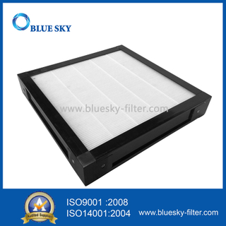 290X290X50mm Plastic Frame Glassfiber Air Purifier Filters