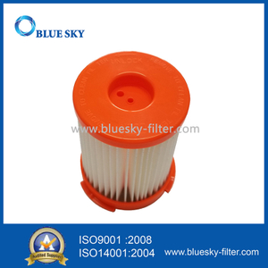 Orange Cartridge HEPA Filters for Electrolux Vacuum Cleaner