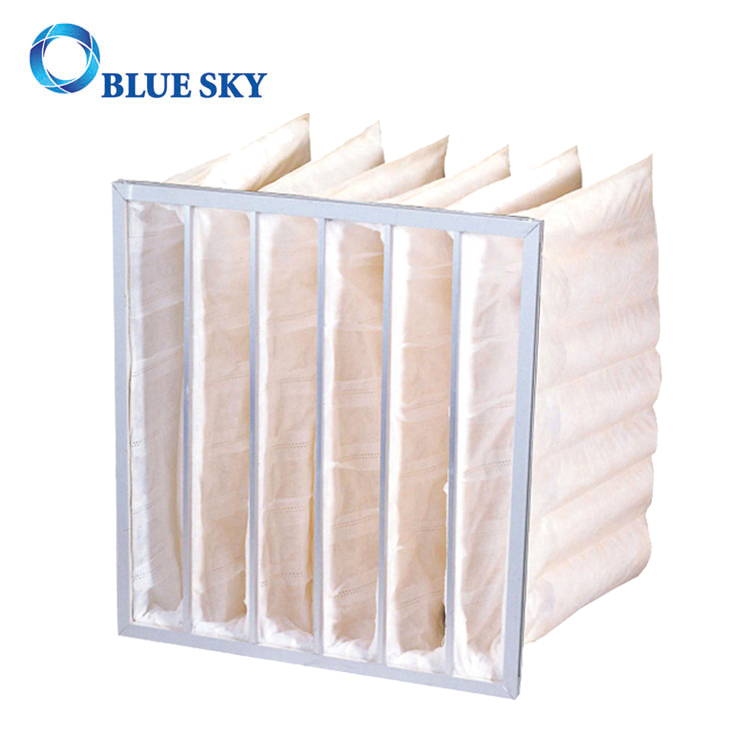 595*595*600mm F5 Efficiency Nonwoven Pocket Filter Bags